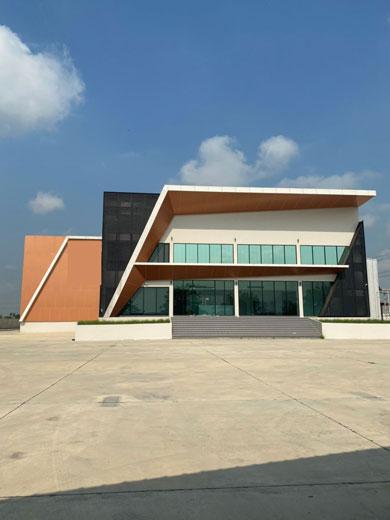ขายโรงงานใหม่นนทบุรี ตำบลไทรใหญ่-อำเภอไทรน้อย พร้อมใบรง4.