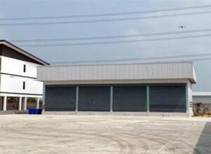 ขายโรงงานใหม่นนทบุรี อำเภอไทรน้อย